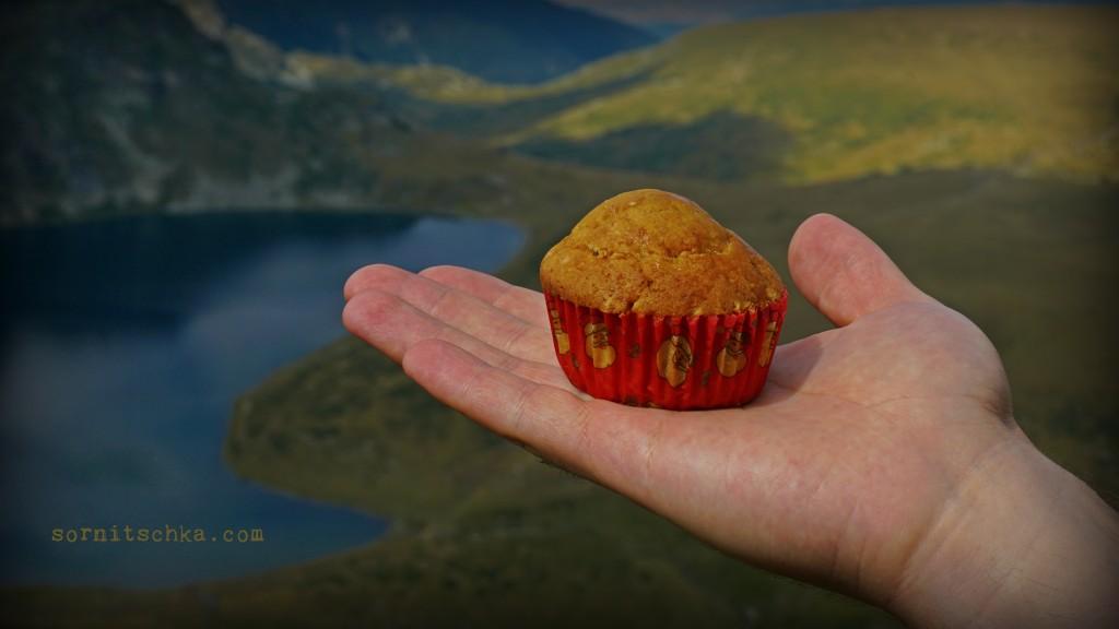 Rila Lakes Cupcakes